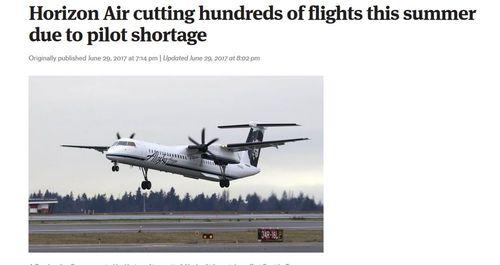 Pilotshortage