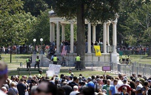 Boston demo