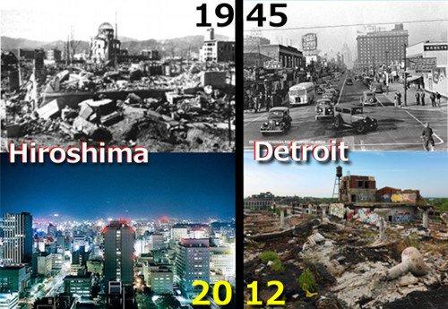 Hiroshima detroit