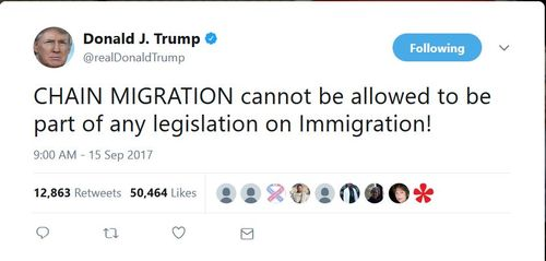 Chainmigrartion