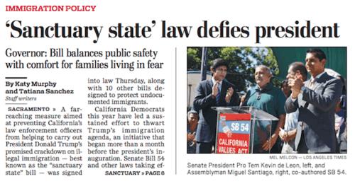 Sanctuarystatelawdefiespresident sjmfpoct6