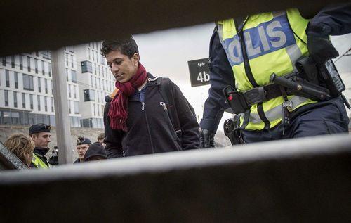 Malmo arrest