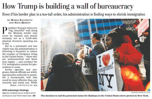 Trumpbuildingwallofbureaucracy wpfpnov22