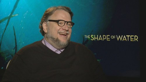 Guillermo del toro interview the shape of water