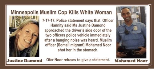 7 20 17 justine damond killed by muslim cop orig