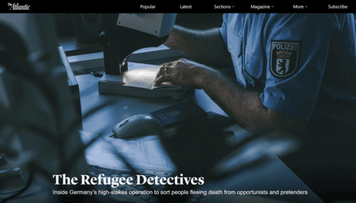 Refugeedetectives