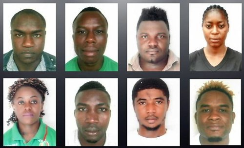Missing cameroon athletes commonwealth games village qld data